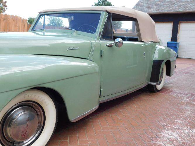 1947 Lincoln Continental 3