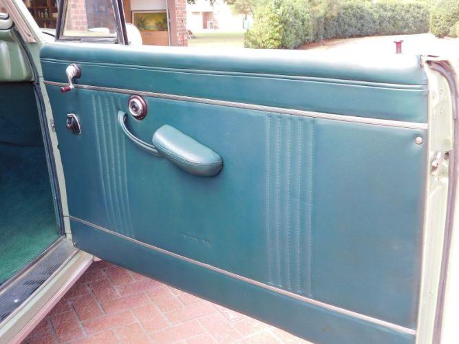 1947 Lincoln Continental 14