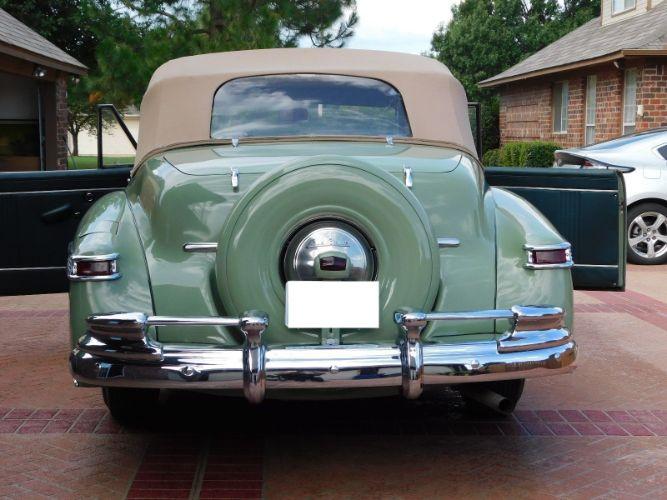 1947 Lincoln Continental 17