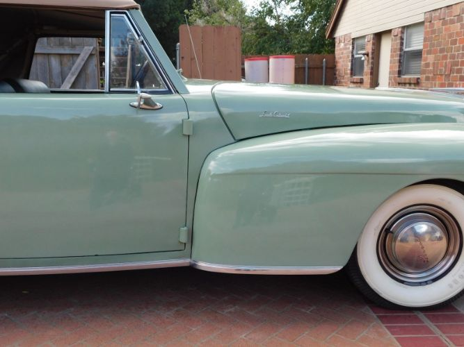 1947 Lincoln Continental 5
