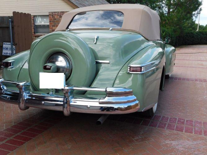 1947 Lincoln Continental 7