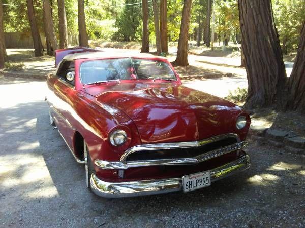 1951 Ford Victoria Convertible