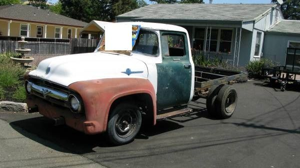 1956 Ford F Series