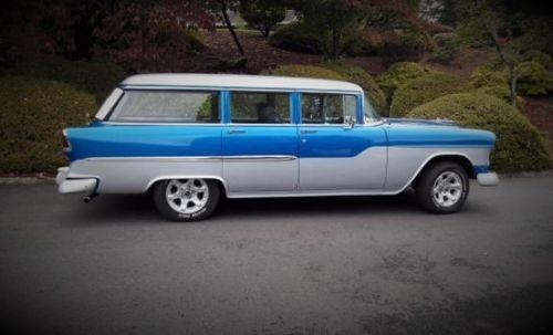 1955 Chevrolet Townsman Wagon