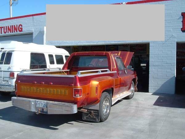 1982 Chevrolet Custom 5