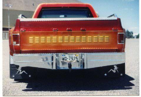 1982 Chevrolet Custom 4