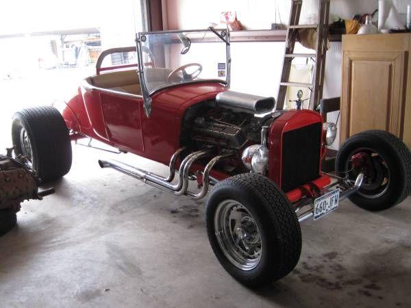 1927 Ford Highboy