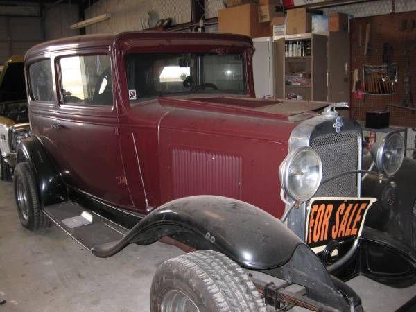 1931 Chevrolet Sedan Hot Rod