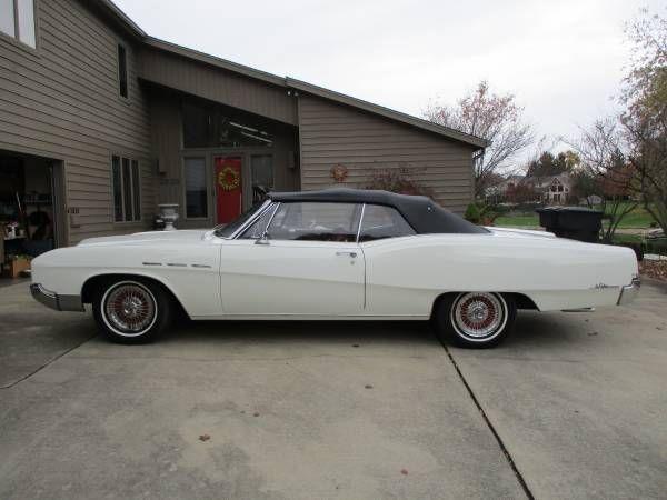 1967 Buick LeSabre Convertible