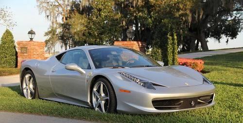 2011 Ferrari Italia 3