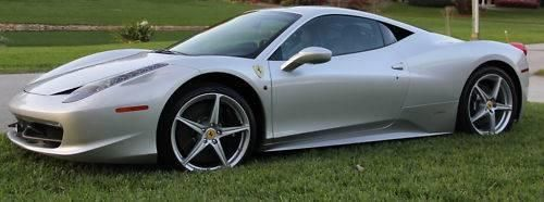 2011 Ferrari Italia 5