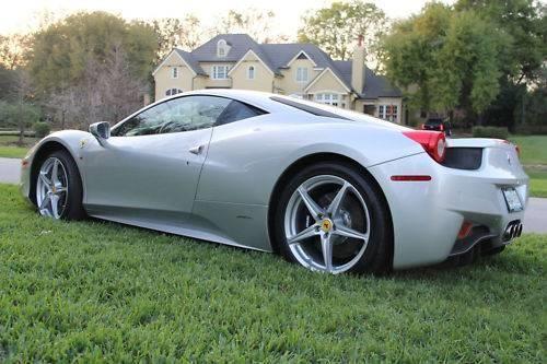 2011 Ferrari Italia 6