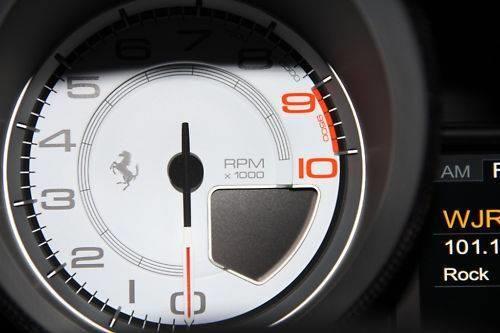 2011 Ferrari Italia 9
