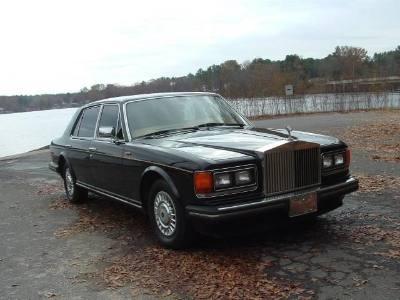 1989 Rolls Royce Silver Spur