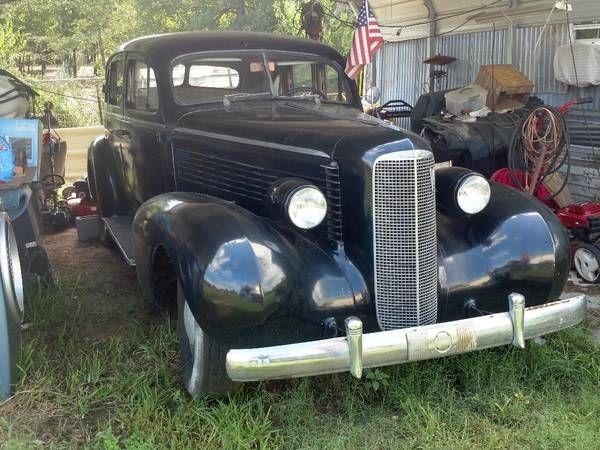 1937 Cadillac La Salle