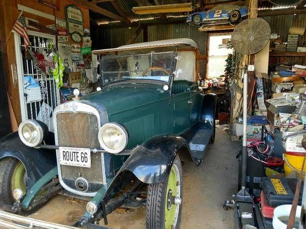 1928 Chevrolet Chevrolot Convertible