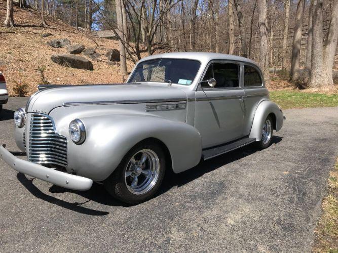 1940 Buick Sedan Retro Rod