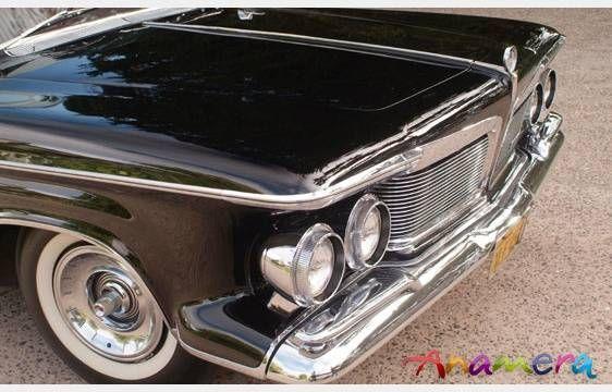 1962 Chrysler Imperial 8