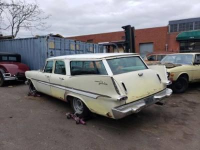 1959 Plymouth Wagon