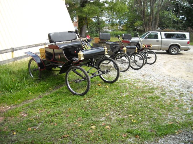 1905 Oldsmobile Runabout