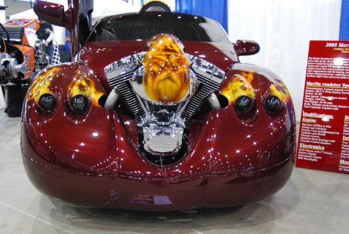2005 Merlin Roadster