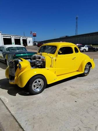 1938 Chevrolet Coupe Hot Rod