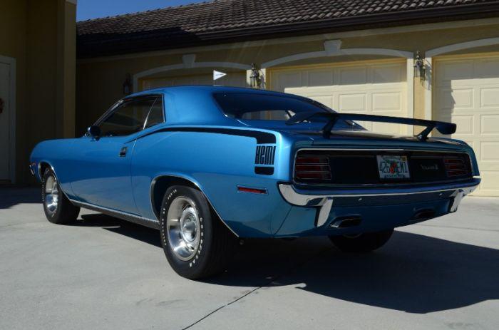 1970 Plymouth Barracuda 2