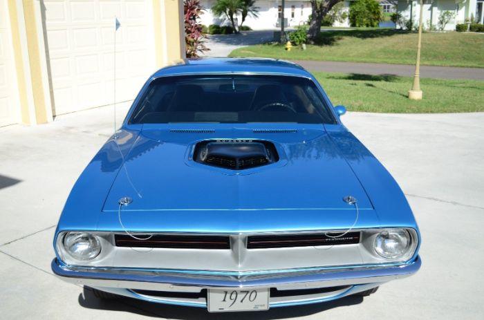 1970 Plymouth Barracuda 19