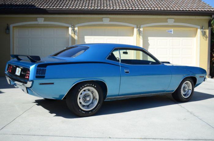 1970 Plymouth Barracuda 3