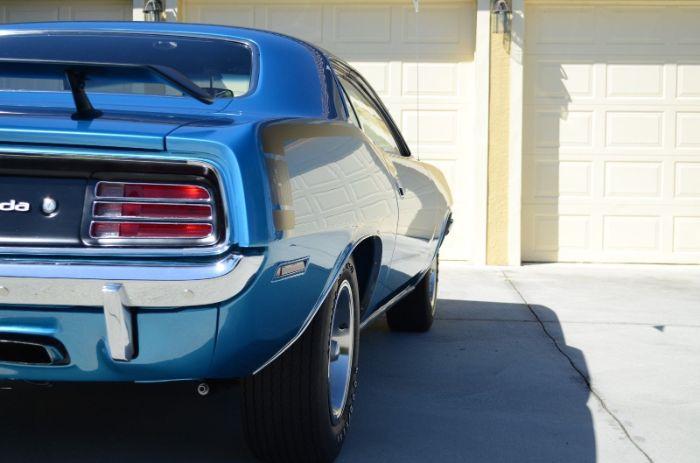 1970 Plymouth Barracuda 7