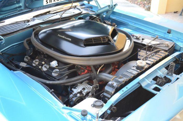 1970 Plymouth Barracuda 6