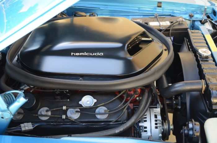 1970 Plymouth Barracuda 8
