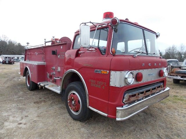 1972 Ford F900