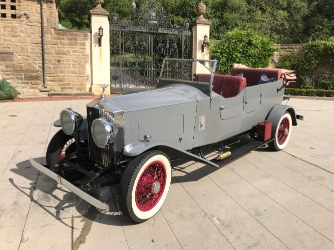 1933 Rolls Royce 20/25 Drop Top 2