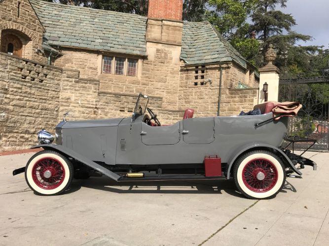1933 Rolls Royce 20/25 Drop Top 3