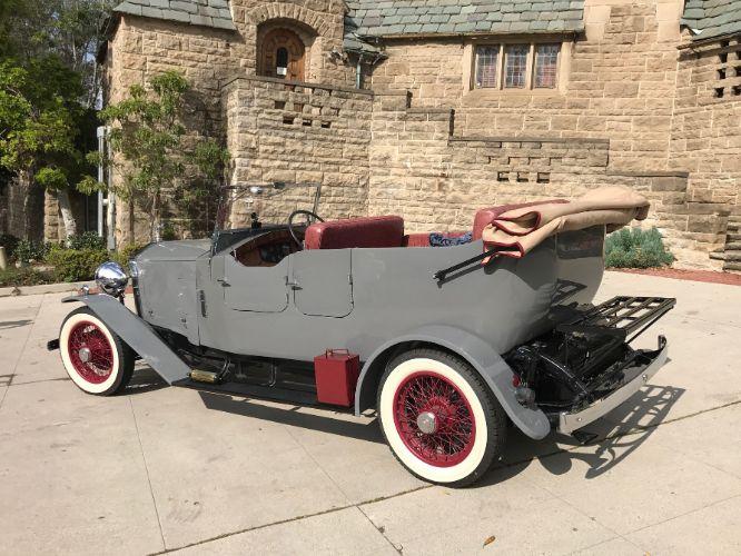 1933 Rolls Royce 20/25 Drop Top 4