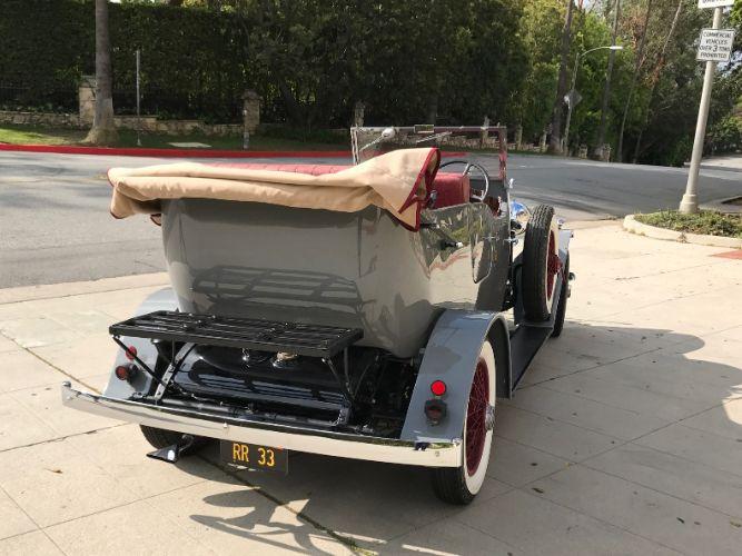 1933 Rolls Royce 20/25 Drop Top 5