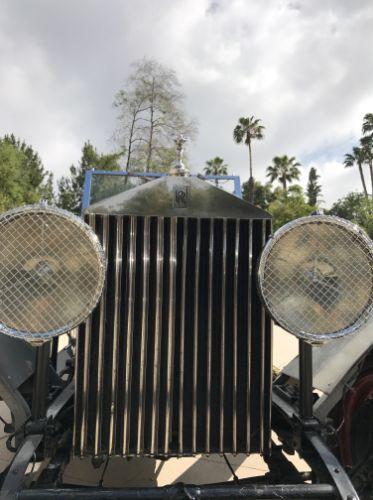 1933 Rolls Royce 20/25 Drop Top 6