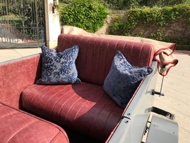 1933 Rolls Royce 20/25 Drop Top 7