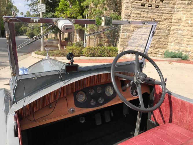 1933 Rolls Royce 20/25 Drop Top 8
