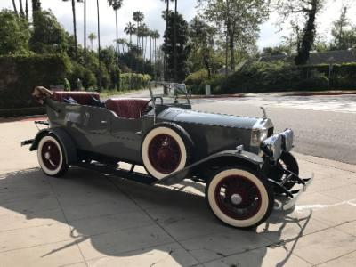 1933 Rolls Royce 20/25 Drop Top