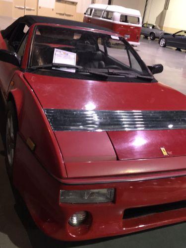 1985 Ferrari Mondial 3