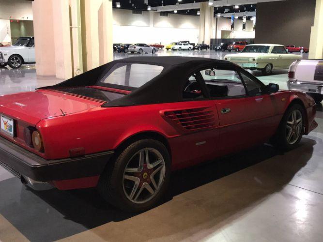 1985 Ferrari Mondial 4