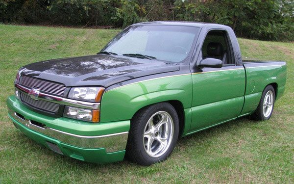 2003 Chevrolet Hot Rod Pickup