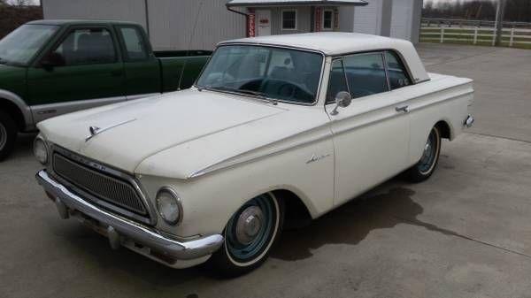 1963 AMC Rambler 440