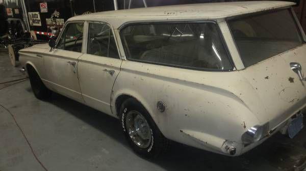 1965 Plymouth Valiant Wagon