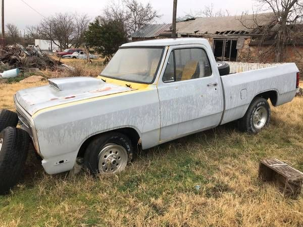 1981 Dodge Pickup