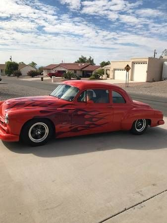 1952 Chevrolet Hot Rod
