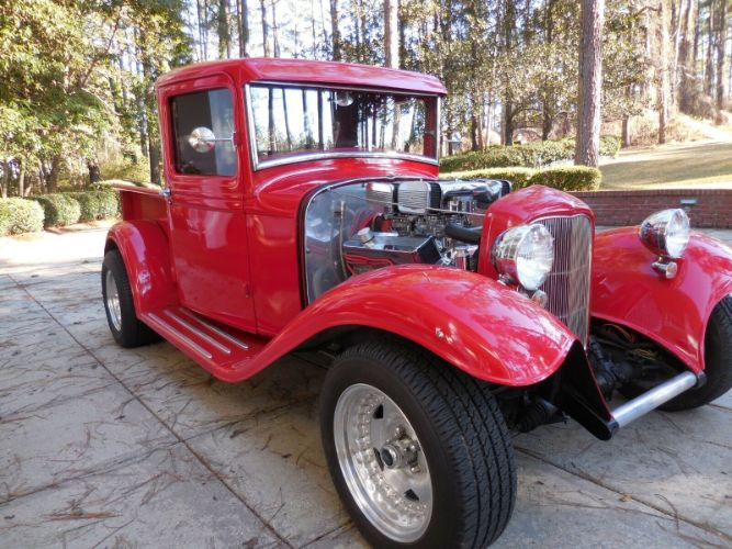 1932 Ford Pickup Street Rod