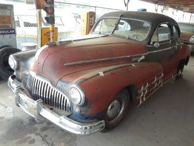 1942 Buick Special Sedanette